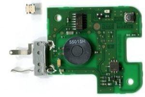 renault reparation telecommande centralisation carte renault