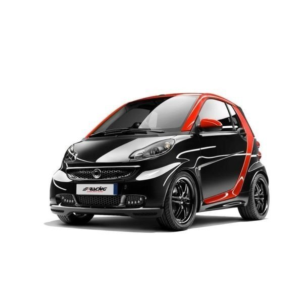 double de clé smart fortwo forfour 450 451 453