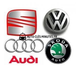 Réparation Anomalie Démarrage à Chaud Audi VW Seat Skoda