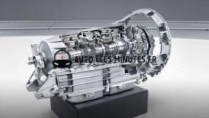 programmation boite auto 7G mercedes