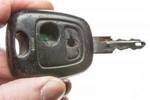 reparation clé voiture