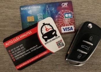 Refaire double clé voiture gratuitement avec l'assurance de ma carte bleue